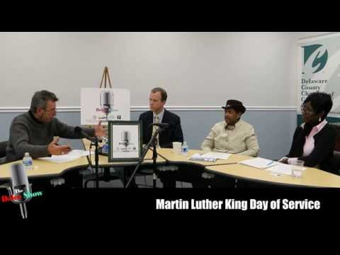 DelcoShow - Martin Luther King Day of Service 2015