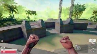 【The Culling】無慈悲な殺戮ゲームが始まる!南の島でFFA
