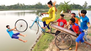 Must Watch New Funny Video 2021 Top New Comedy Video 2021 Try To Not Laugh Episode 109 By BusyFunLtd