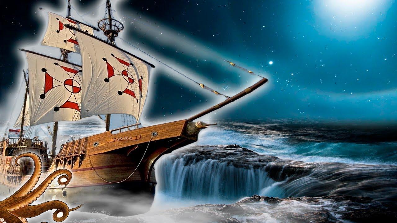Extraño Fenómeno que PARALIZA a los Barcos