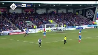 St  Mirren -  Rangers 01 05 16