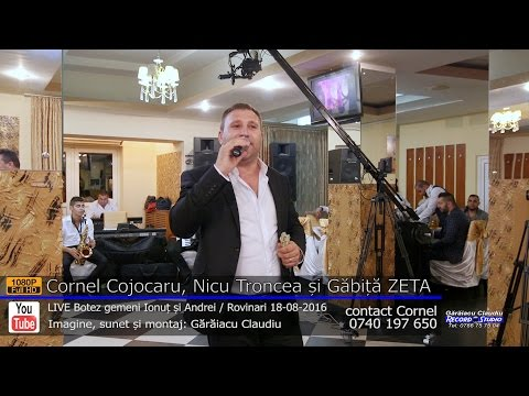 Cornel Cojocaru | Sunt om cu suflet curat, La casa mea eu sunt stapan LIVE | Botez Ionut si Andrei