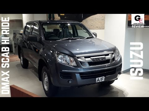 2018 ISUZU D-MAX S-Cab | most detailed review | features | specifications | price !!!