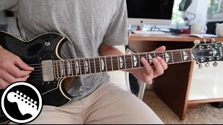 """""""Nugget"""" by Cake Guitar Lesson - Cake Guitar Lesson"""