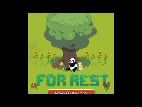 For rest : healing in forest