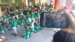 Cheers dance competition GAES