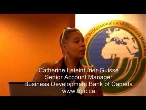 NPBN Ottawa Breakfast with the Leaders- BDC | Sept.21, 2013