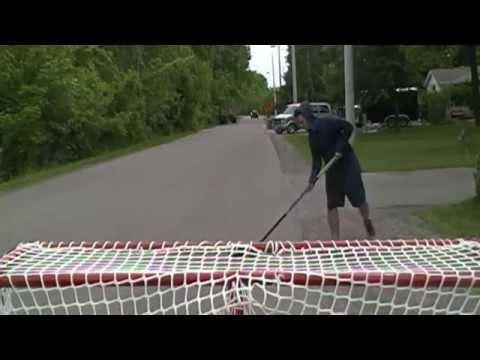 Chucky Slick I Play Hockey - Music Video