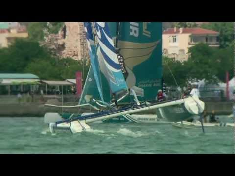 Extreme Sailing Series 2012 TV Series - Programme 3 - Istanbul, Turkey.mov