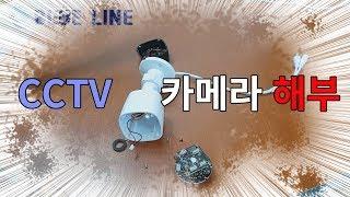 cctv 카메라 해부