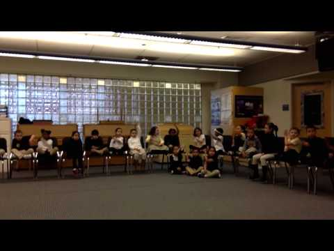 On A Dark and Stormy Night--Kindergarten General Music