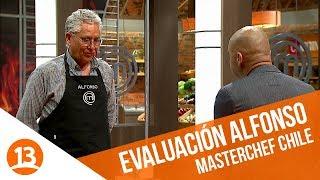 Evaluación de Alfonso y Karin   MasterChef Chile 2   Capítulo 16