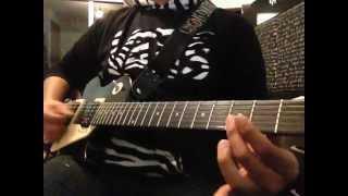 (Guitar Cover) Prayer in C (Robin Schulz Radio Edit) - Lilly Wood & The Prick & Robin Schulz