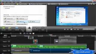 Camtasia Studio Урок №4 Публикация созданного проекта в видеофайл