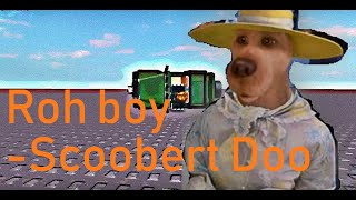 The Best* Scooby Doo Game on Roblox