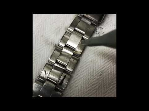 Why You Should Clean Your Watch Bracelet Often