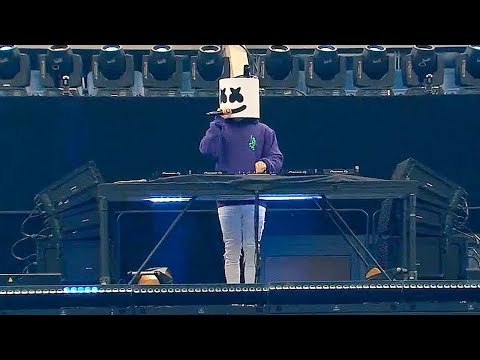 Marshmello Fortnite World Cup 2019  Concert