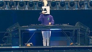 marshmello fortnite world cup 2019 live concert