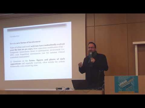 Guillaume FABUREL : Metropolisation, urban democracy and disputes
