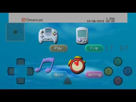 Reicast Emulator Settings / Configuration | NVIDIA SHIELD