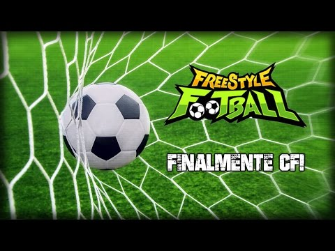MICROFONE NOVO E FINALMENTE CF! | FREESTYLE FOOTBALL