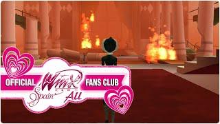 Winx Club PC Game - 31. Trix destroy Alfea