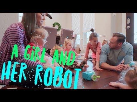 Potty Training, Simon Says, and a Robot