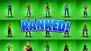 Ranking ALL 26 Uncommon Fortnite Skins! (Fortnite Battle Royale All Skins Ranked)