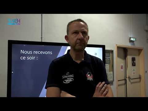 Résumé MPBA contre Poligny (NM3 match Aller)