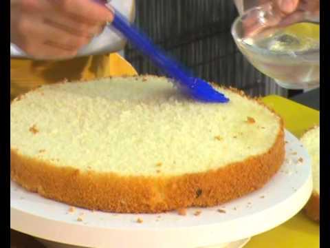 торт магнолия рецепт с фото