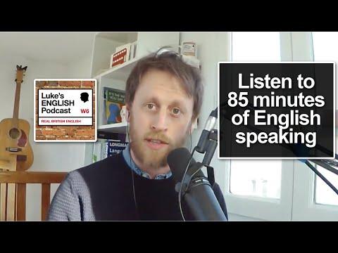 "LEP Episode 429 ""RAMBLENEWS"" - Luke's English Podcast - Learn English with Luke Thompson"