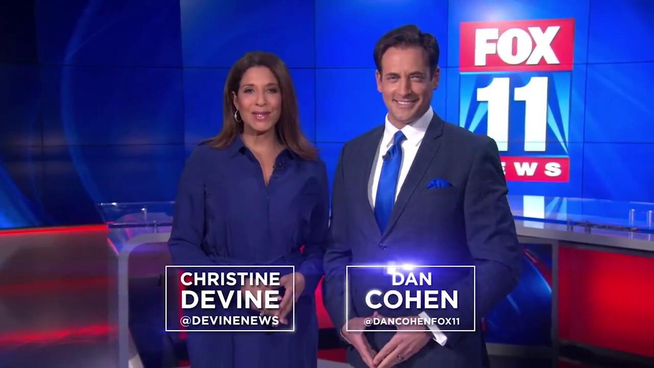 Fox 11 Los Angeles - KTTV - New Anchor Team Promo