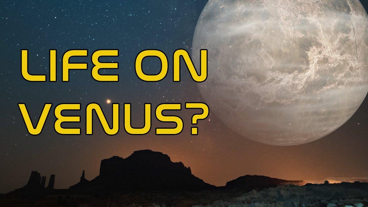 Signs of Life Found on Venus I NOVA I PBS