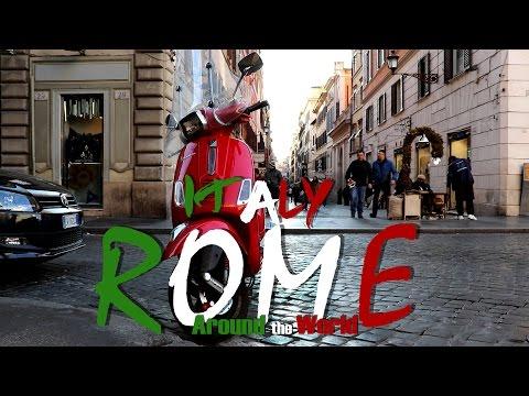Rome, Italy - Around the World // JBAXTER TRAVEL