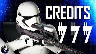 FASTEST CREDITS - 50,000 A  WEEK - Star Wars Battlefront 2 Credits