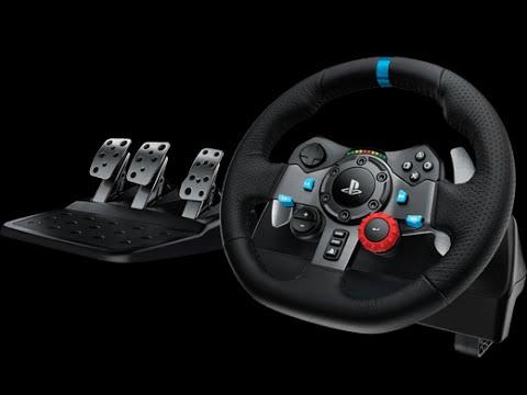 de66eeaf0df Logitech G G29 Driving Force yarış direksiyonu incelemesi