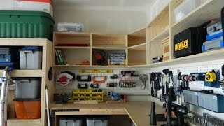 Garage Storage | Garage Storage and Shelving