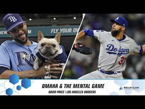 David Price Talks The Mental Game of Baseball