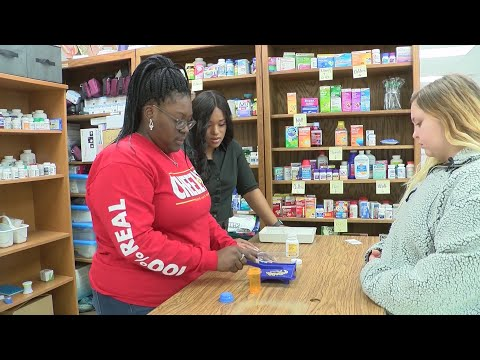 Pharmacy Tech program offered at Ashdown High School