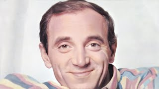 Charles Aznavour - Les comédiens