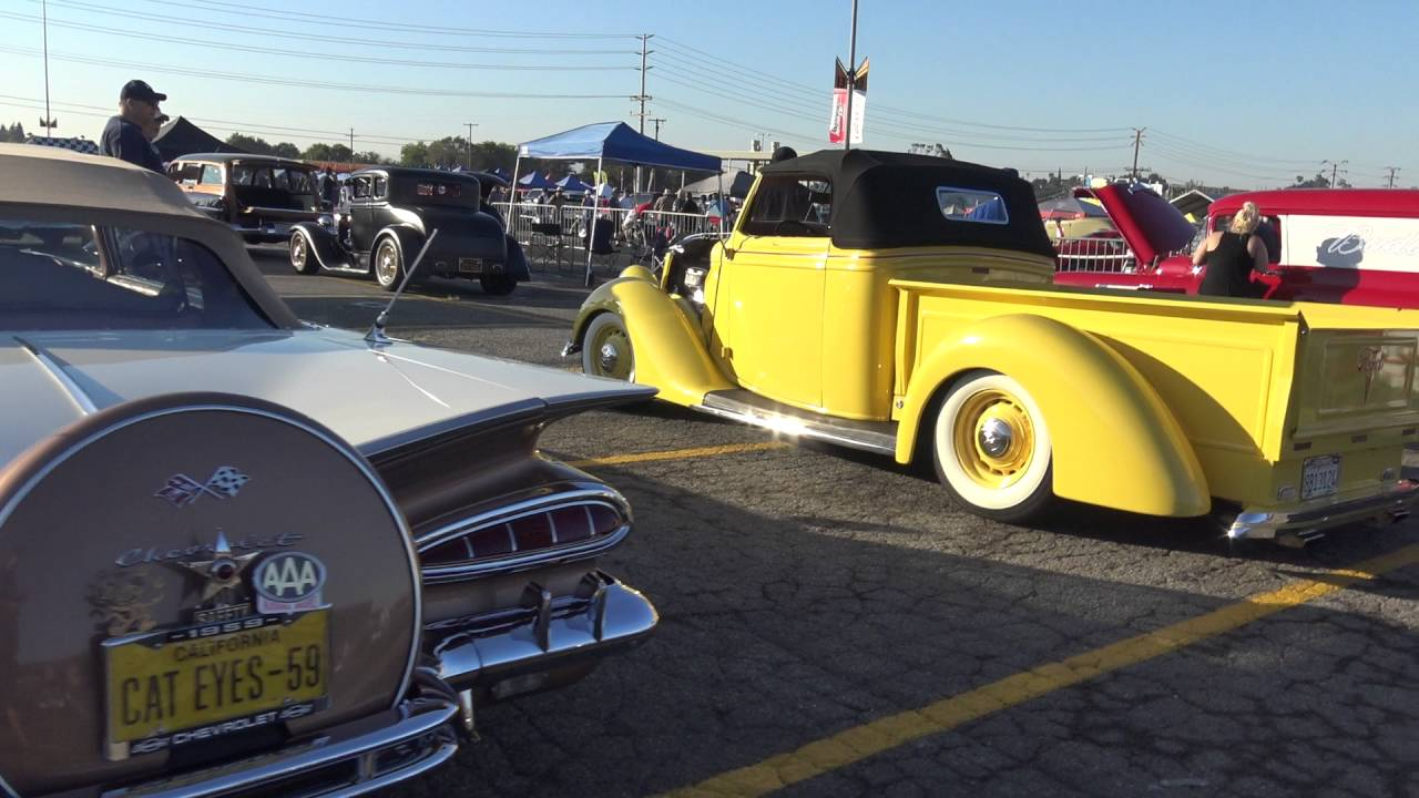 Pomona Swap Meet And Classic Car Show YouTube - When is the next car show