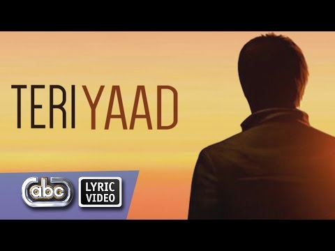 Bikram Singh ft Ishmeet Narula & Epic Bhangra - Teri Yaad **Lyric Video**