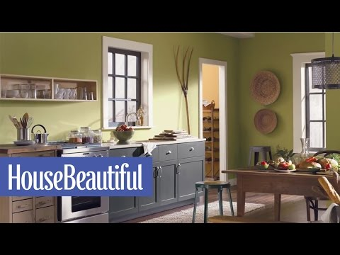 5 Best Paint Colors To Enliven Your Home | House Beautiful