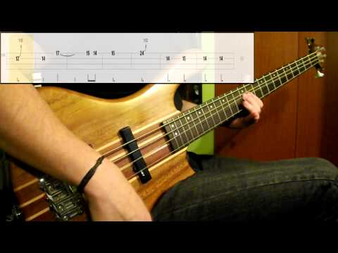 Tool - The Pot (Bass Cover) (Play Along...