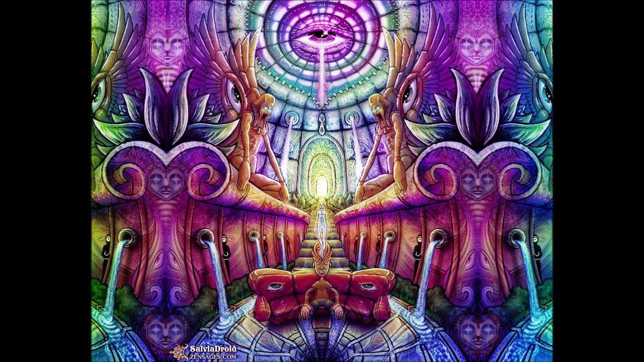Terence Mckenna - DMT Is A Magical Tool, The Stages Of DMT Experience, What  Do The Entities Convey