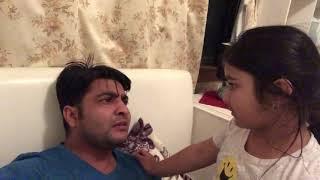 ਹੋ ਗਈ ਕਲੋਲ | Punjabi Funny Video | Mr Sammy Naz With Kids