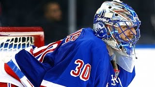 Henrik Lundqvist Highlights // New York Rangers
