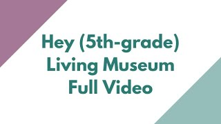 Living Museum Full Video
