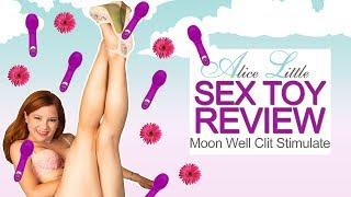 Clit Stimulation Vibrator- Sex Toy Review