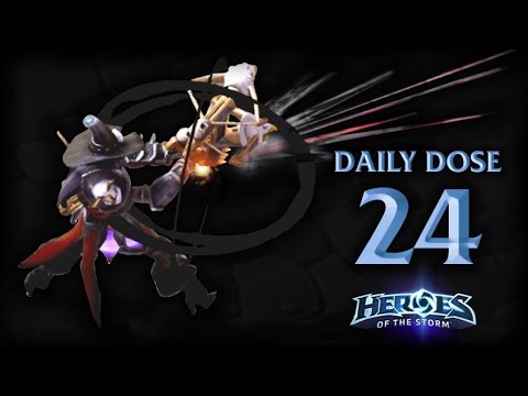 Heroes of the Storm - Daily Dose Episode 24: Vampire Hunter